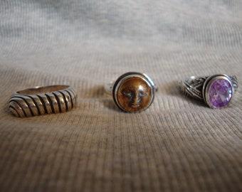 Silver Ring Choice