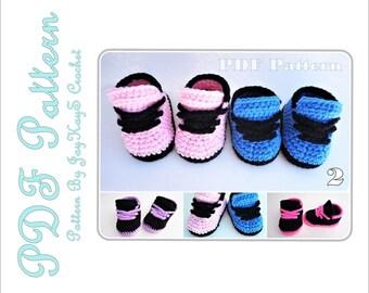 Nike Shoes Crochet Pattern Baby Sneakers