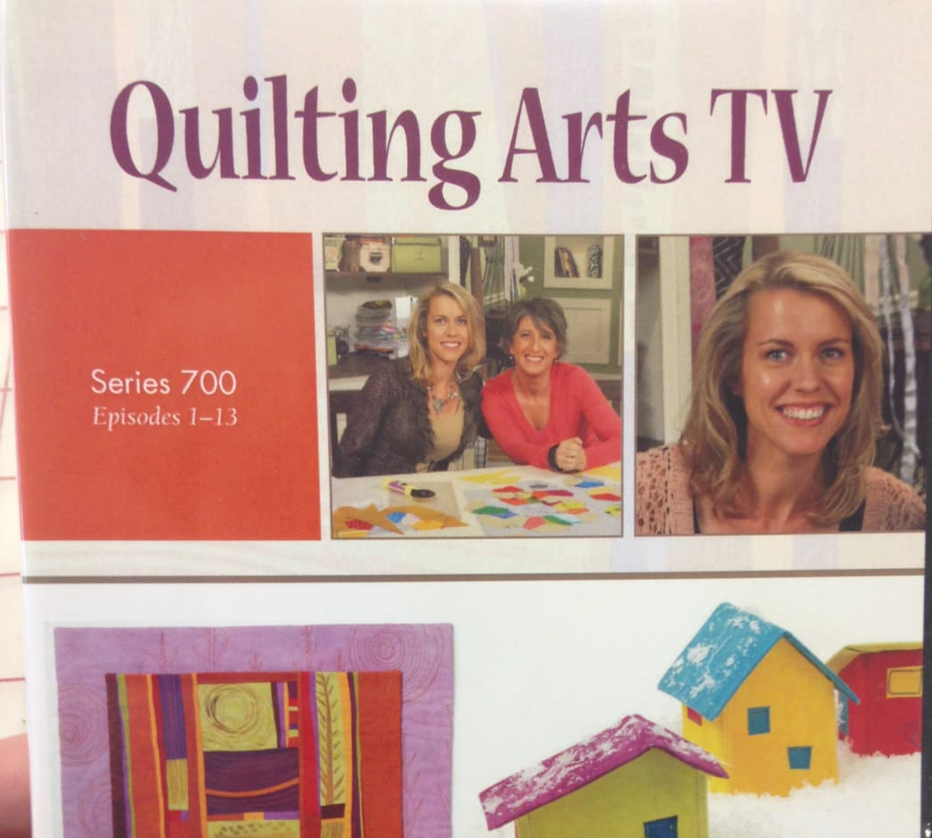 Quilting Arts Tv Series 700 Episodes 1 13 4 Dvd Set
