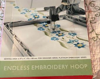 Endless Embroidery Hoop