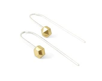 Hexi Dangle Earrings