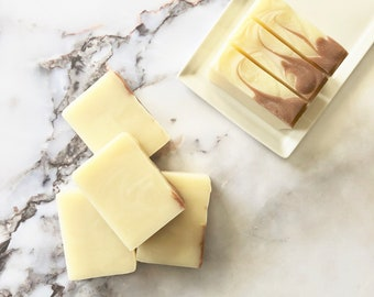 SHEA + COCONUT Artisan Soap