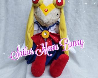 Sailor moon bunny