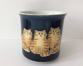 Otagiri Gibson Greetings kitty cat coffee mug / gift for cat lover