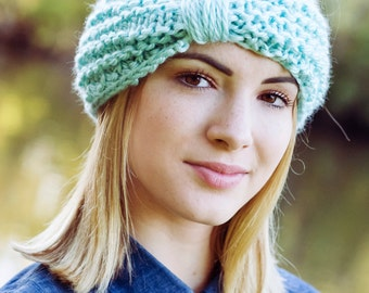 Knitting Pattern - Headband, Ear Warmer // Be You