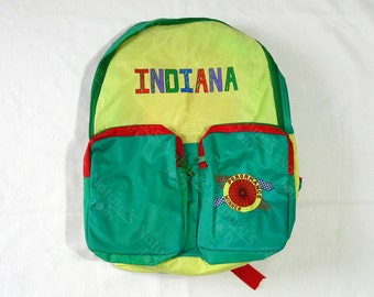 Indiana Performance Winner Children Backpack for School or Daily Use. Kids Travel Backpack. Colourful Backpack. Good Quality & Durable.