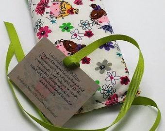 Eye Pillow, Lavender Eye Bag, Yoga Eye Bag, Best Friend Gift, Gift for Her, Aromatherapy, Lavender Eye Mask, Sleep Mask, Yoga Gift, Yoga Bag