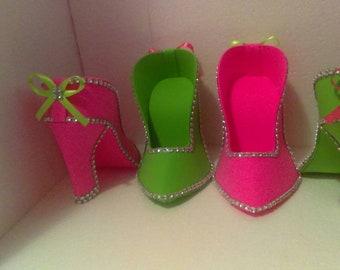 """6"""" high heel shoes"""