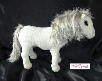 Shetland Pony Crochet Pattern