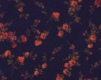 Liberty of London FABRIC - Classic Tana Lawn - Elizabeth - Orange