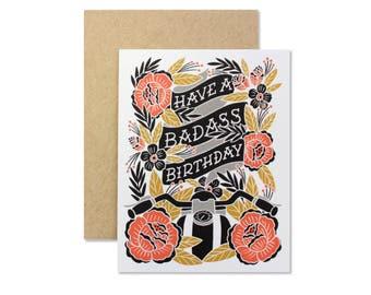 Badass Birthday