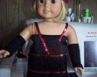 Tap outfit for american girl doll