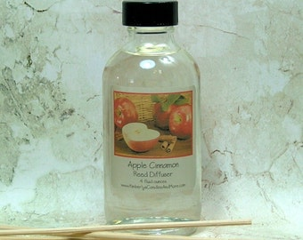 Apple Cinnamon Reed Diffuser
