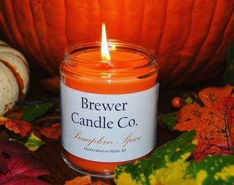 Gingerbread House Soy Blend Candle Brewer Candle Co