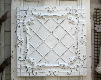 Pretty 12X12 Vinyl Floor Tiles Small 12X24 Slate Tile Flooring Flat 1930S Floor Tiles 24 X 24 Ceiling Tiles Young 3 Tile Patterns For Floors Black3X6 Travertine Subway Tile Antique Ceiling Tile | Etsy