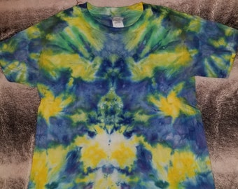 Kid's Tie Dye T-Shirt|Small