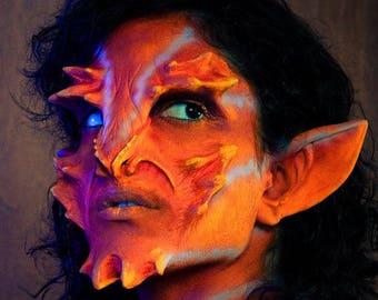 HALF PRICE - Nyanga Demon Prosthetic