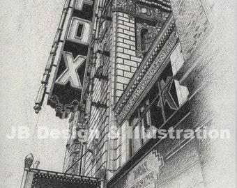 St Louis Fox Theater