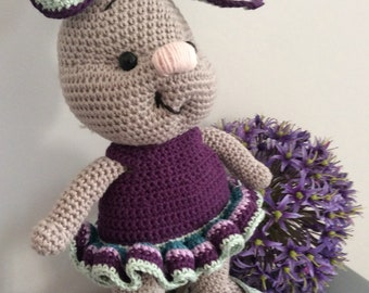 Crochet Rabbit Amigurumi