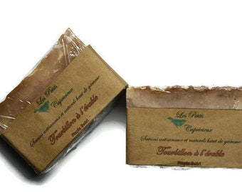 Maple swirl - soaps natural and handmade high quality, limited edition with Maple from Quebec - vegan - palm oil free