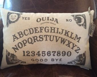 Ouija Board Pillow