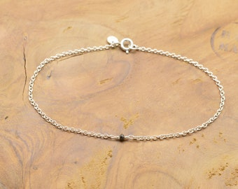 Real Diamond at 925 sterling silver Bracelet