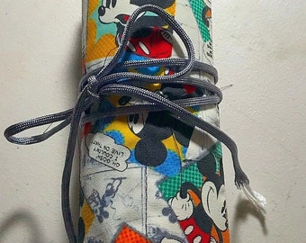 Mickey Mouse Pencil Roll holder