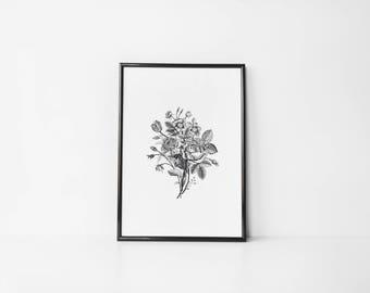 Bouquet 2 | Art Prints