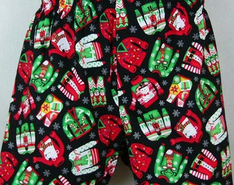 UGLY CHRISTMAS SWEATERS cotton boxers - Limited Edition