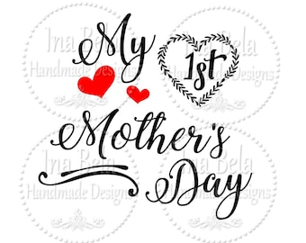 Mothers Day SVG,Cricut Cut File,Momma SVG,SVG Files for Cricut,Silhouette Cut File,svg Scrapbooking,Silhouette svg File,Laser Cut File