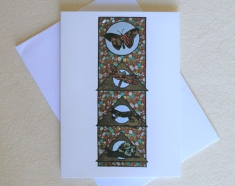 Gardeners Delight Greeting Card