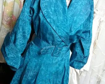 1950s huge cuff jacket