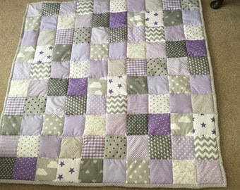 Baby blanket (quilted)