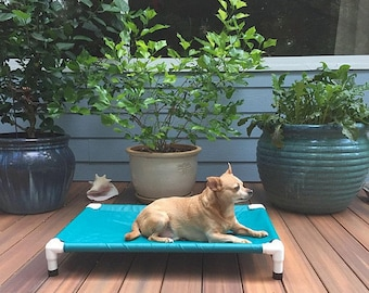 Dog Bed 28x36 Window Cat Bed, Choose From 15 Canvas Colors Or 11 Mesh Colors Mildew Sunlight Stain And Resistant Highly Water Repellant