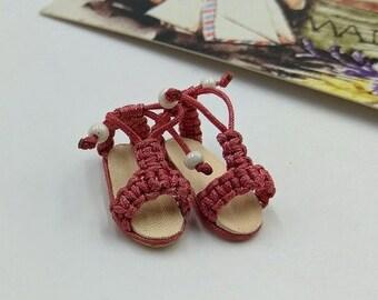Blythe Momoko DAL Pullip Shoes (Doll Shoes 26-23)