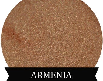ARMENIA  Satin Apricot  eyeshadow