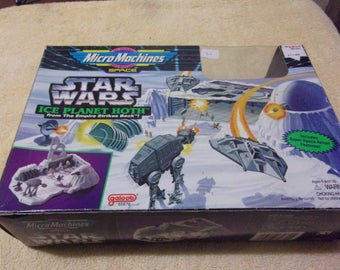 1994 Star Wars Ice Planet Hoth