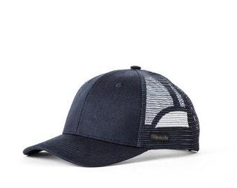Filipacchi Baseball Cap - Blue