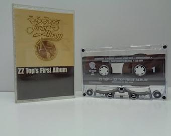 ZZ Top ZZ Top's First Album Cassette