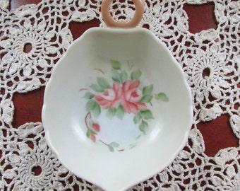 Hand Painted Porcelain trinket dish