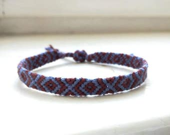 woven bracelet, friendship arm band, festivalstyle