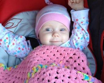 Knitted blanket / Baby blanket