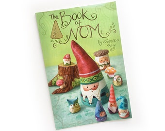 Art Book The Book of NOM PDF download by Aimee Ray gnomes trade paperback miniatures fantasy