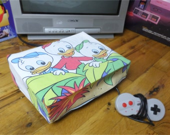 Duck Tales WRETRO WRAPPER console dust cover