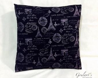 Decorative Pillow PARIS / EIFFEL TOWER