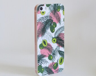 Breadfruit iPhone Case / Soft TPU Phone Case / Ready to Ship / iPhone 5/5s/SE - iPhone 6/6s - iPhone 6/6s Plus - iPhone 7