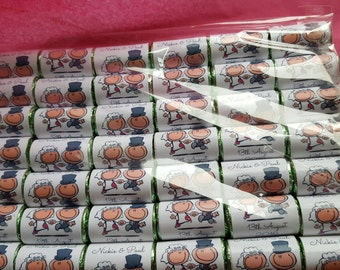 Personalised polo mints (Cute Cartoon design)