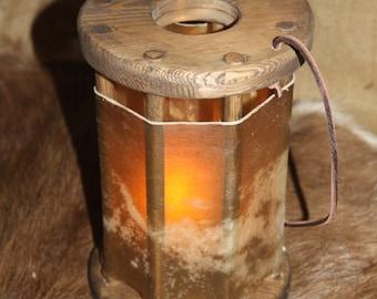 Outdoor Hide Lantern