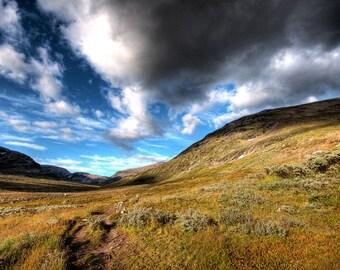 Kungsleden (The King's Trail)  /  Sweden / Landscape Photography