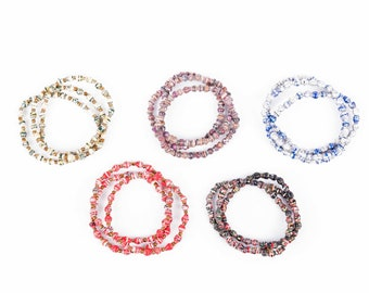 Tegmen bracelet sets - available in many colors